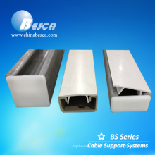 Faixa de fechamento de PVC Unistrut canal