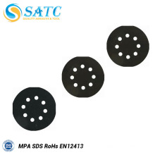 papel de lixamento do carboneto de silicone que discpolishing de aço inoxidável