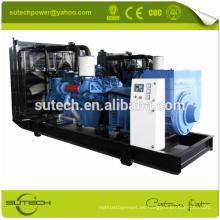 Generador diesel 2500KVA / 2000KW con motor original de Alemania 16V4000G63 MTU