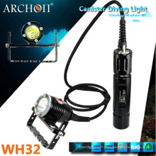 Archon 10 Watts Umbilical Canister Diving Lights Wh32