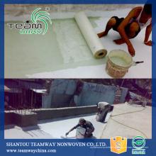 Imperméabilisation de toit RPET Stitchbond Nonwoven Mambrane