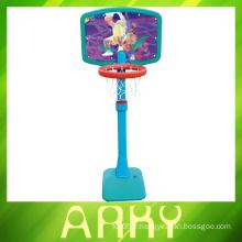 Panneau de basketball plastique en plein air et intérieur et extérieur