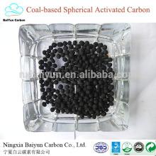 Densidad de 0.42-0.59g / cm3 del carbón activado granular para el desodorisante solvente de la recuperación de la venta