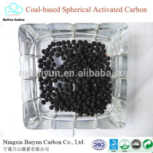 0.42-0.59g/cm3 Density Of Granular Activated Carbon For Sale Solvent Recovery Deodorant