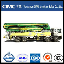 45m Isuzu or Benz Truck-Mounted Concrete Pump
