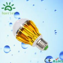 Verre givré blanc chaud 5w LED rétrofit ampoule e27 b22 nouveaux produits chauds pour 2014