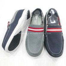 Novo Estilo de Boa qualidade Men's Slip-on Comfort Shoes Sapatas de Lona