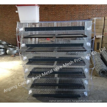 Automatic quail farm cage new design quail layer cage for quail farming(Whatsapp: +86 13331359638)