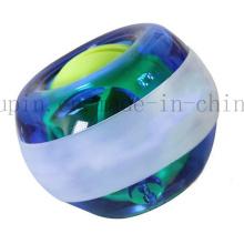 OEM Count LED Centrifugal Force Gyroscopic Wrist Force Ball