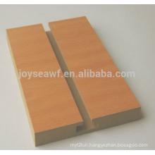 melamine mdf paneling for walls slotted board panel mdf carved panel