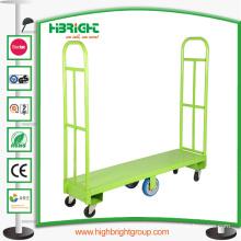 Six Whees Heavy Duty Warehouse Cargo Cart