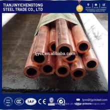 Venda quente 100mm C12200 preço de tubo de cobre por metro