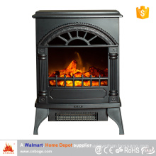 CE CSA approved master flame artificial wood-burning stove (electric fireplace)
