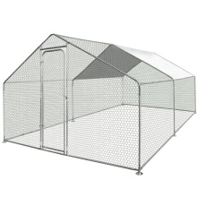 High Capacity and easy to install chicken coop