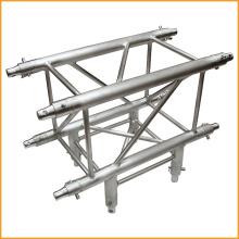 Aluminu Spigot Traversenverbinder 4-fach