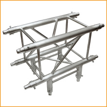 Aluminu spigot truss connector 4 way