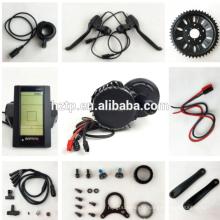 La plupart des commentaires de kit de conversion de vélo électrique de bafang de populor avec des câbles imperméables