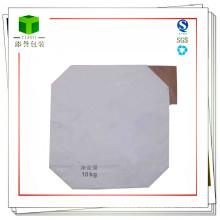 Bolsa de papel de la válvula de 25kg para el azulejo de la baldosa cerámica