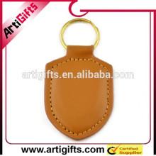 Wholesale custom leather keyring