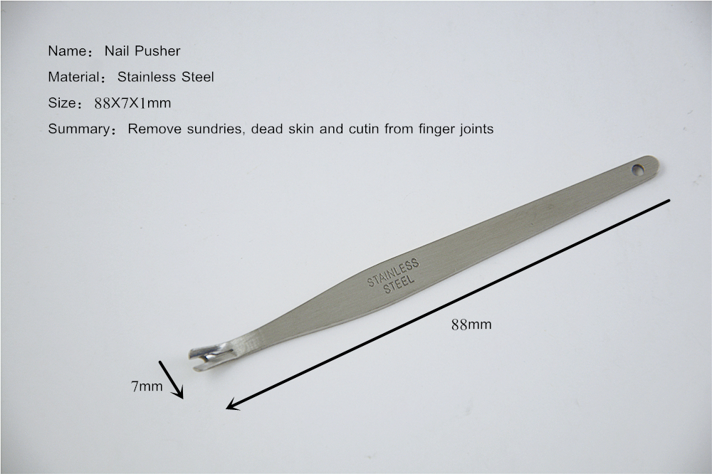 Nail Tools Cuticle Pusher