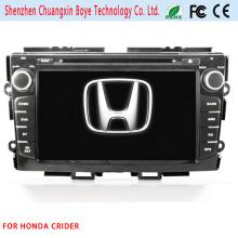Vidéo de voiture de navigation de voiture pour Honda Crider