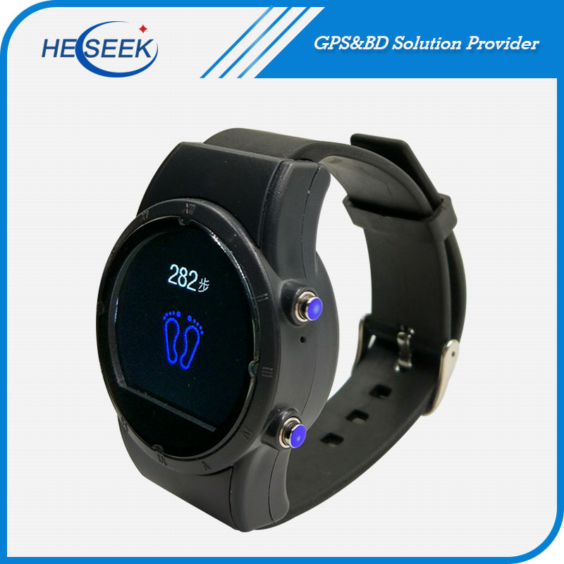 GPS Watch para Elders Dementias SIM Card