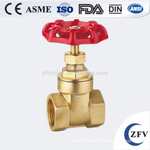 ZFV GVB15 50 6 pulgadas interior tornillo bronce compuerta