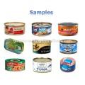 cans fish sardine tuna can making line