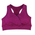 Women Leisure Fitness Seamless Double Layers Bras