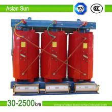 1000kVA 50Hz Dry Type Toroidal Transformer for Power Supply