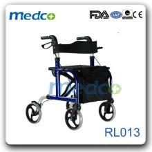 Boa qualidade com peso leve Roda com assento de descanso RL013