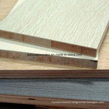 Hot Sale High Quality Melamine Blockboard (18mm)