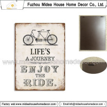 Factory Custom Retro Metal Signs for Home Decor