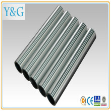 7010 7075(C77S) 7075(C77S) aluminium alloy anodized mill finished sand blasted tube / pipe