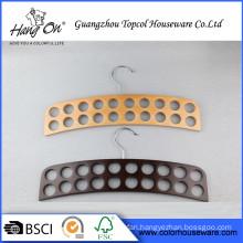 Natural wooden hanger ring Ladies Circle Scarf Hanger