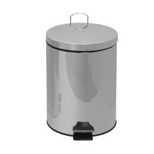 30 Treteimer aus Edelstahl L410, Abfallbehälter