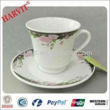 Restaurant Use Tea Cup Set SGS/FDA
