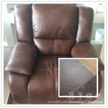 Matéria têxtil Home couro tecido para sofá