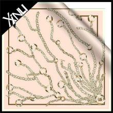2014 SS Digital Print Design personalizado lenço de seda