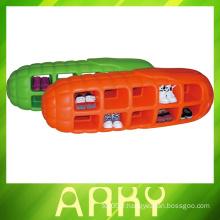 Porte-chaussures en plastique pour enfants de haute qualité pour la maternelle
