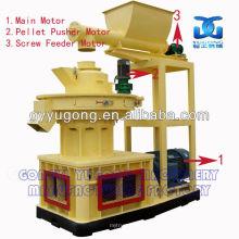 High Efficiency LGX-900 Rice husk/ stalk/ sawdust pellet mill machine