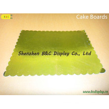 China Wholesale Golden Color Cake Boards for Bakery Shop with SGS (B&C-K073)