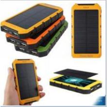 Carregador portátil solar do telefone da potência 10000mAh para o telemóvel