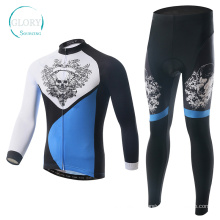 100% Polyester Man′s Sublimation Print Cycling Jersey