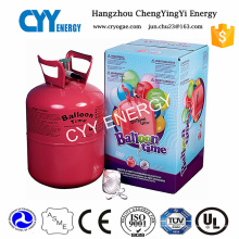 13.4L Einweg-Heliumflaschen Heliumgasflasche
