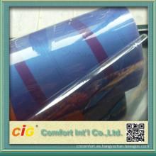China alta calidad Super claro película suave del PVC