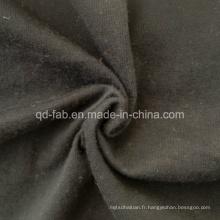 T-shirt en coton en lin Jersey (QF13-0277)