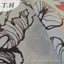 Imprimir tejido de punto para el sofá