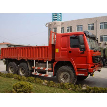 Sinotruk HOWO 10 Wheels 6X4 Cargo Truck