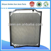 Высококачественный алюминиевый авто радиатор из Китая DZ